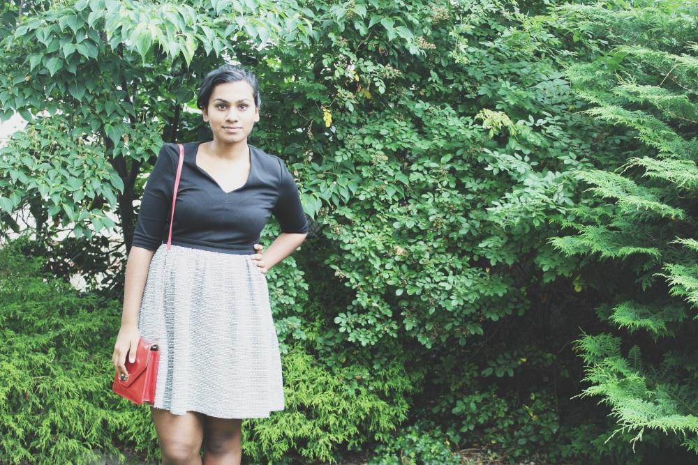 Sari Sunday (Or Dress :P)- July 12, 2015 (1/5)