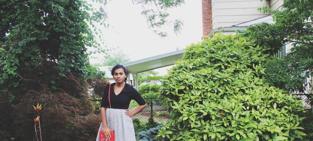 Sari Sunday (Or Dress :P)- July 12, 2015 (4/5)